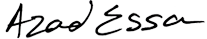 Azad Essa Logo